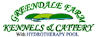 Greendale Farm Kennels, Cattery and Hydrotherapy Pool Mobile Logo