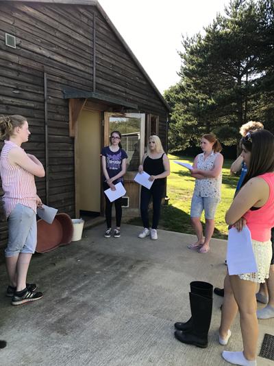 Staff Summer Training 2017